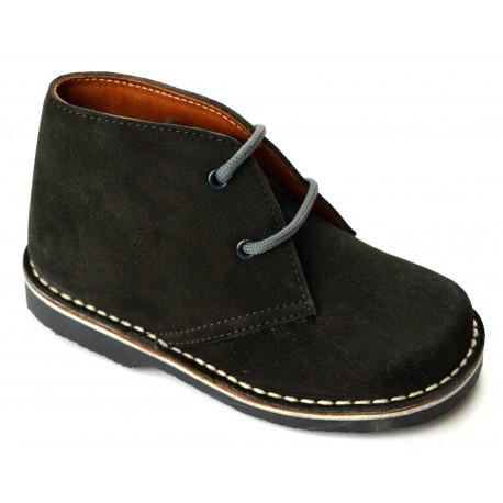 Desert Boot Grau
