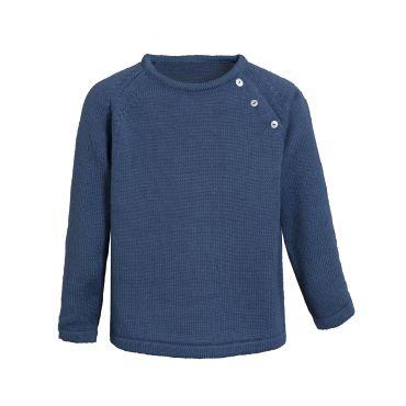 Pullover in Blau