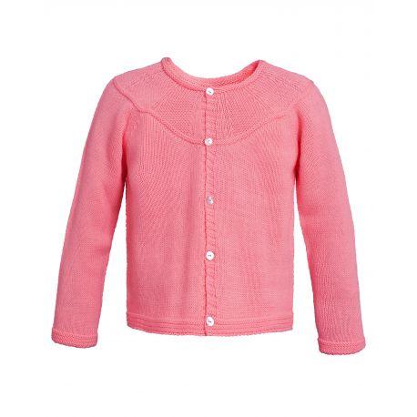 5210c451c9 Sommerliche Strickjacken für Mädchen - 4nenes Kindermode Onlineshop